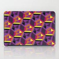 Chasing Purple iPad Case