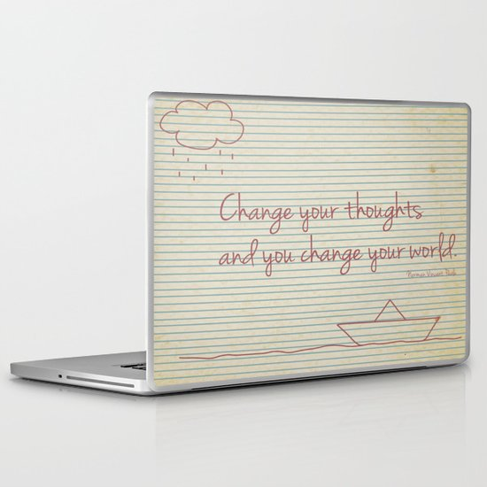 It's How You See It Laptop & iPad Skin