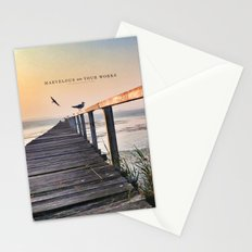 Ps 139:14 Marvelous are your works Stationery Cards