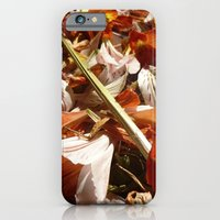 iPhone & iPod Case featuring Flowers on a table  by Art Pass