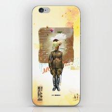 I Scream iPhone & iPod Skin