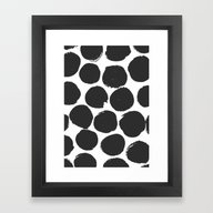 001A Framed Art Print