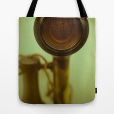 Can you hear me now? Tote Bag