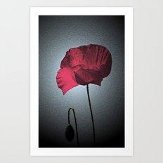 Dark Remembrance Art Print