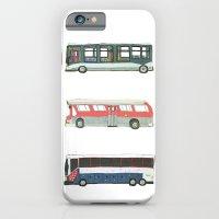 Buses iPhone 6 Slim Case