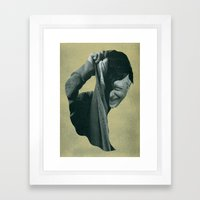 Gold is Gold #2 Framed Art Print