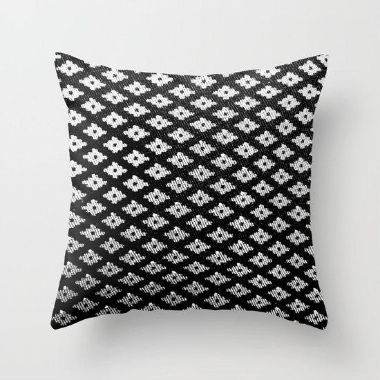 Criss Cross Throw Pillow