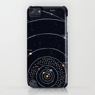 iPhone & iPod Case featuring Solar System by James White
