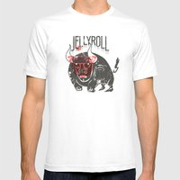 Jellyroll #1: Liberte A … Mens Fitted Tee White SMALL