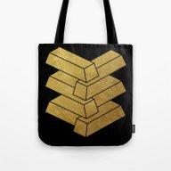 Illusory (Black) Tote Bag