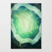 Your little Universe Canvas Print