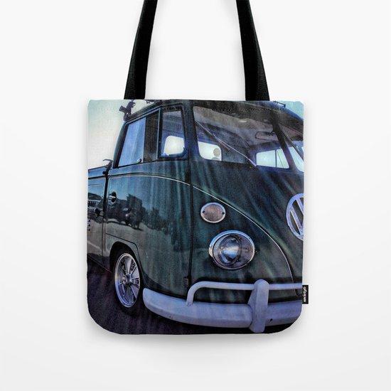 vintage vw Tote Bag