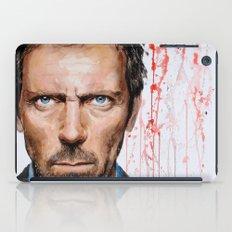 Hugh Laurie, House iPad Case