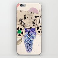 hazy pellicle iPhone & iPod Skin
