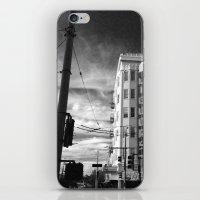 Inner Liquors Black & Wh… iPhone & iPod Skin