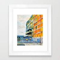Chambers 01 Framed Art Print