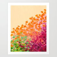CREATION IN COLOR Autumn… Art Print