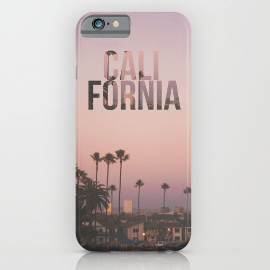 Newport, California iPhone & iPod Case