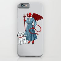 Devil With A Blue Dress … iPhone 6 Slim Case
