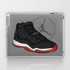 Jordan 11 (Breds) Laptop & iPad Skin