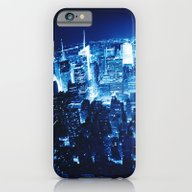 Manhattan Globe Downtown iPhone 6 Slim Case