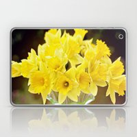 Daffodils Laptop & iPad Skin