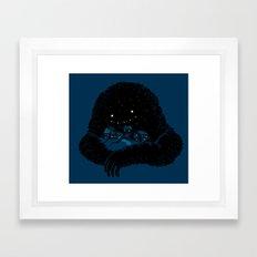 Starry Eyed Framed Art Print