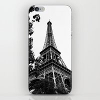 Touch the Sky  iPhone & iPod Skin