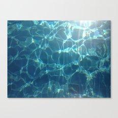 Pure Liquid Canvas Print