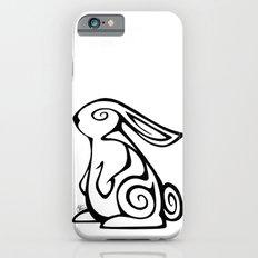 Rabbit Swirls Slim Case iPhone 6s