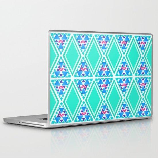 Hour Glass Laptop & iPad Skin