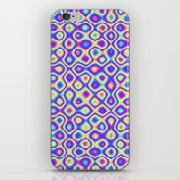 Pattern 60's like iPhone & iPod Skin