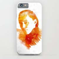 iPhone & iPod Case featuring Loki by MadTee