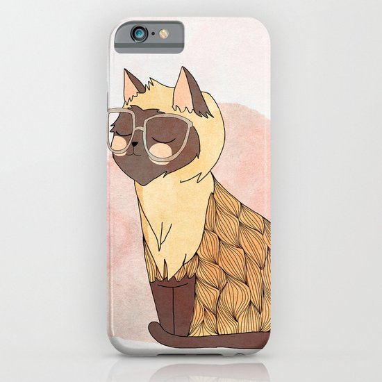 Hip Cat iPhone & iPod Case