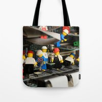Maintenance Tote Bag