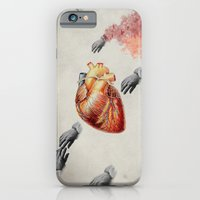 iPhone & iPod Case featuring  The Heart by Olga Whass