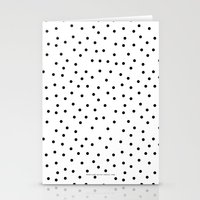 Random Polka ///www.penc… Stationery Cards