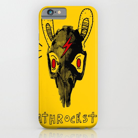 Rabitt Skull iPhone & iPod Case