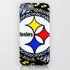 New Tribal Steelers iPhone 6s Slim Case