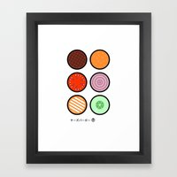 Andy Awesome® Series 2 ID13 Framed Art Print