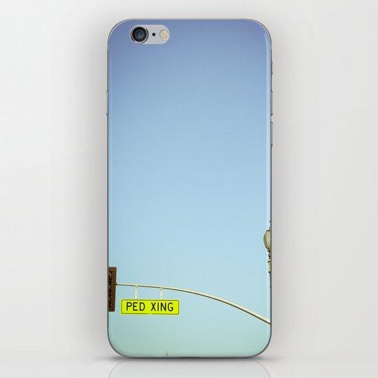 Ped Xing iPhone & iPod Skin