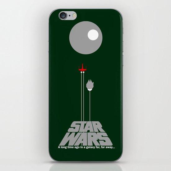 A New Hope IV iPhone & iPod Skin