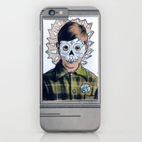 iPhone & iPod Case featuring Christian by nicholas colen