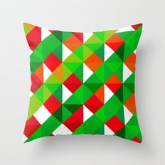 happy our Christmas Throw Pillow
