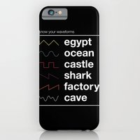 Know Your Waveforms iPhone 6 Slim Case