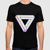 NONFINITY Mens Fitted Tee Black SMALL