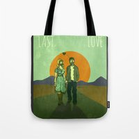 Last Love Tote Bag