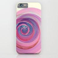 Ring Nebula Abstract Geo… iPhone 6 Slim Case