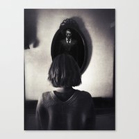 You've Been Very Rude... Canvas Print