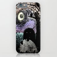 iPhone & iPod Case featuring Who's there? by John Budreski